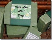 cucumber mint soap 11