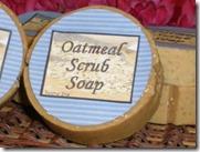 oatmeal scrub soap 3
